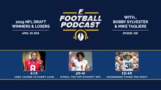2019 NFL Draft Winners & Losers (Ep. 338)