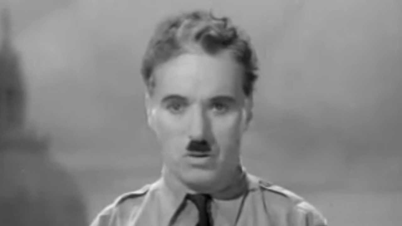 Charlie Chaplin as Hitler [Motivational Video] [Time Soundtrack]