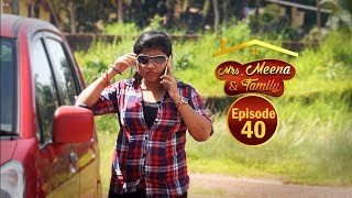 Mrs. Meena & Family - Konkani Serial│Episode 40│Daijiworld Television
