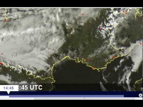 Haarp And Climate engineering everywhere - Weather Europe, Satellite