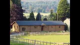 Timber Frame And Log Homes In Uk