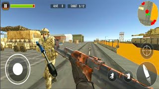 Battle Ground - Open World - Android GamePlay - FPS Shooting Games Android #5