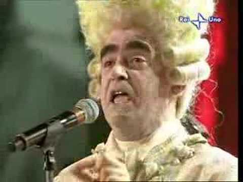 Elio E Le Storie Tese - Largo Al Factotum (Live In Sanremo)
