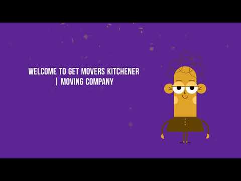 Get Movers Kitchener ON - Moving Company