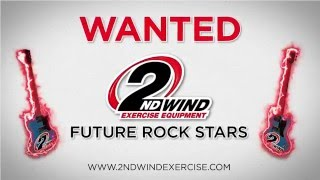 Join Us At 2nd Wind Exercise Equipment