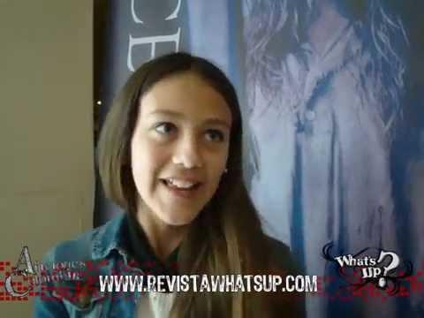Julieta Salazar - Entrevista - Encerrada - Gallows Hill
