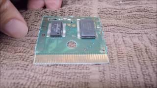 Gameboy Game Repair