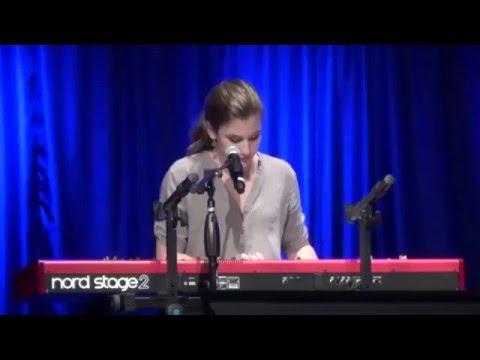 JoJo (Josephine) Powell Playing and...