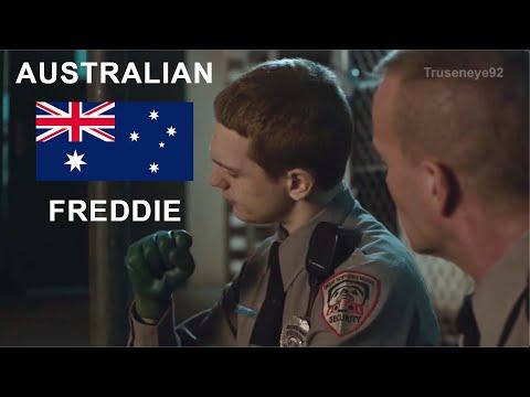 Twin Peaks Freddie Dubbed As An Aussie