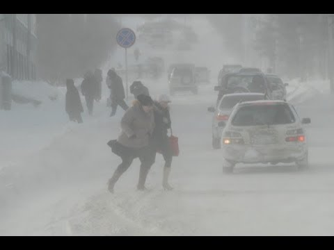 Ураган в Нижнем Новгороде.