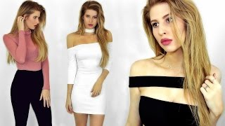 Spring Try On Haul 2016 (Fashion Nova & AMI Clubwear ) & Cheap Shipping To UK From US!