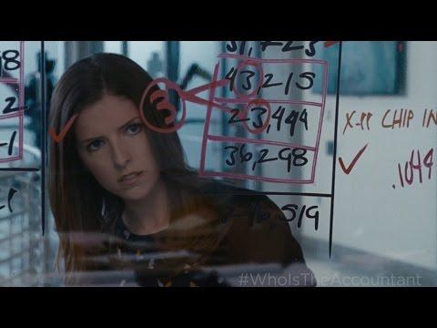 The Accountant - TV Spot 3 [HD]