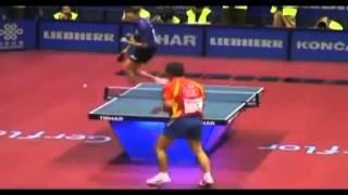 Красивый настольный теннис online video cutter com