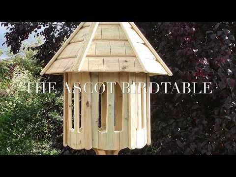 Ascot Bird Table