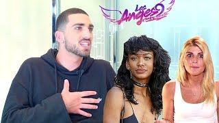 Anthony (Les Anges 9) dévoile que sa copine Elisa, star aux US est jalouse de Mélanie…
