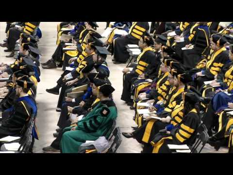 University of Iowa Graduate College Commencement - December 18, 2015 on YouTube
