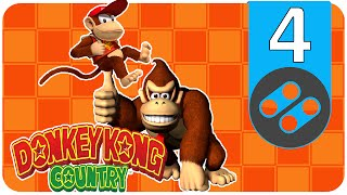 Homeless People In Scary Places | Donkey Kong Country #4 - Game Or Bust