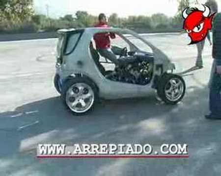 Smart Diablo Gp 2007 Youtube