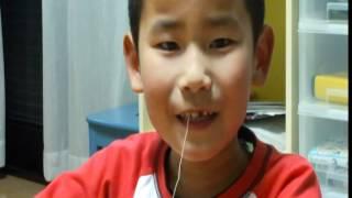 ともくんの「今からコマで、こどもの歯をぬきます!」 thumbnail