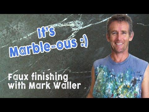 Marble Painting Tutorial