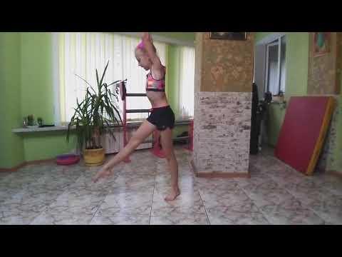 Как прыгнуть маховое сальто (колесо без рук) 3 способами Инструкция урок мастер-класс / Яна Доронина