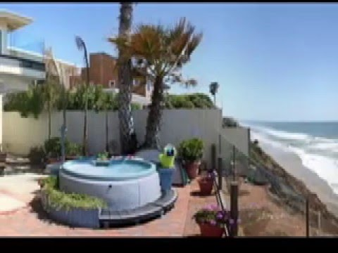 Oceanfront Beach Vacation Rental in San Diego