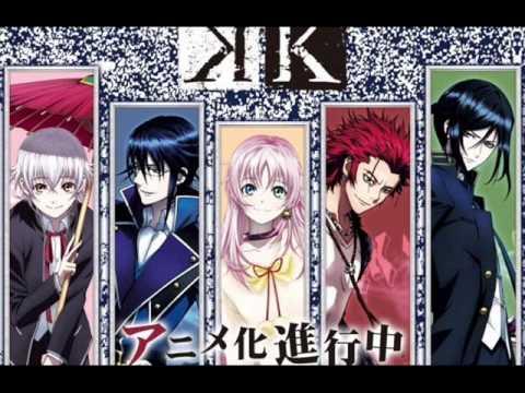 《K》Return Of Kings 第二季OP - Asymmetry - YouTube