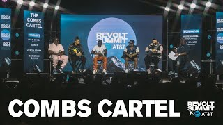 Diddy, Quincy, Justin & King Combs Discuss The Importance Of Family At Combs Cartel | REVOLT Summit