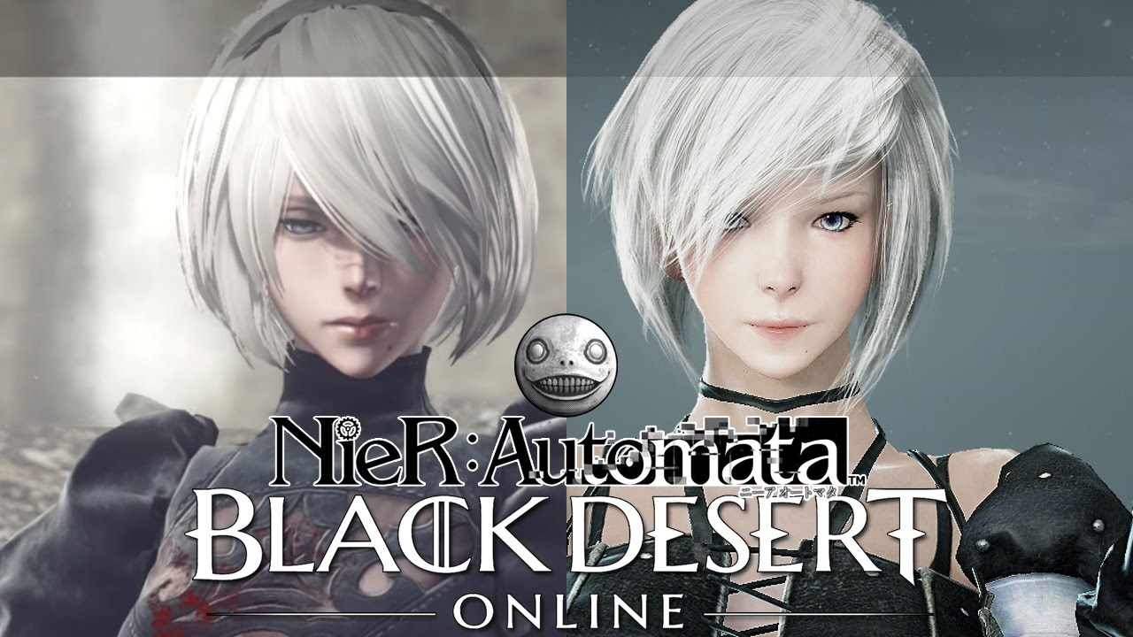 custom dark knight 2b black desert online beauty album youtube