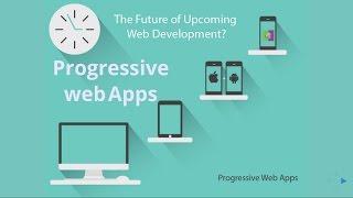 Progressive Web Apps PWA WorkShop