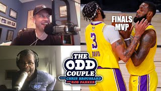 Chris Broussard & Rob Parker - What Does a Finals MVP Mean for Anthony Davis' Legacy