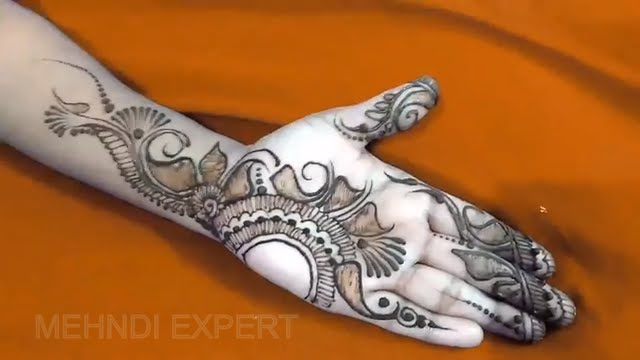 Image Result For Modern Mehndi Designs Youtube