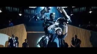 Отрывок из фильма живая сталь