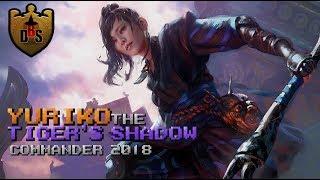 Yuriko, the Tiger's Shadow Budget Commander Deck Tech!!
