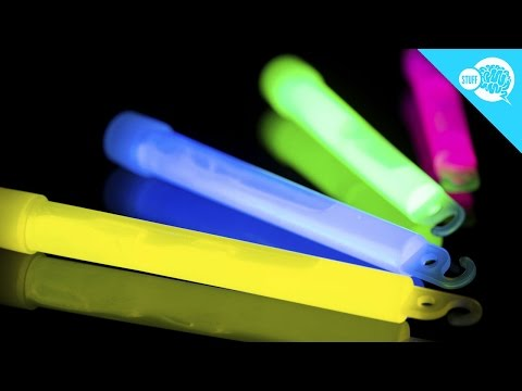 How to make fat glow sticks work