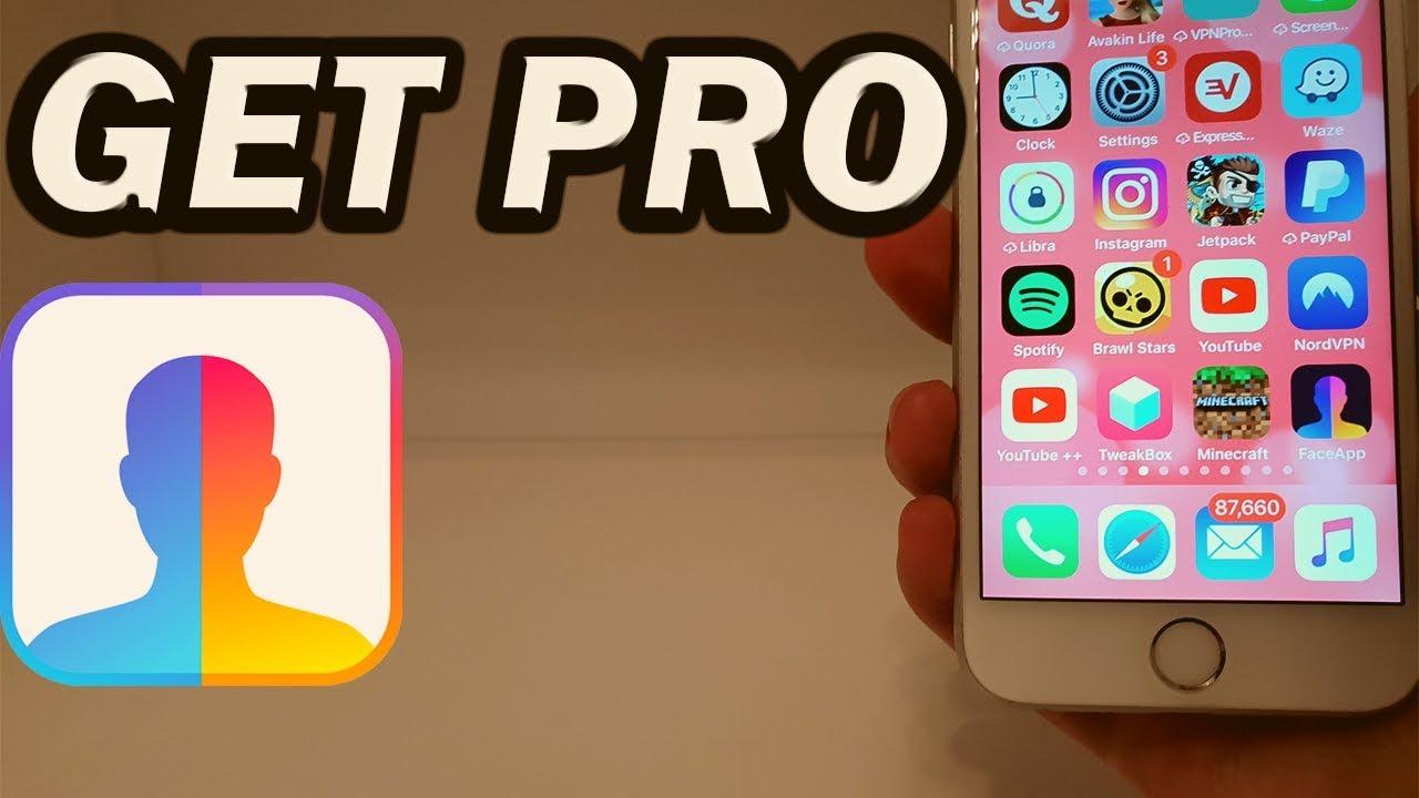How To Get FaceApp Pro Mod APK - FaceApp Pro Mod Download