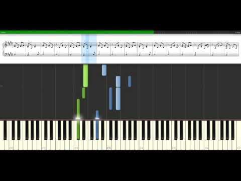 Birdy - Skinny love [Piano Tutorial] Synthesia