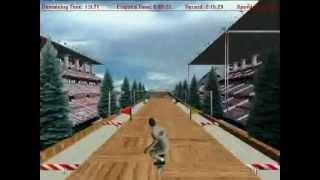 Rossz PC Játékok Sorozat: Xtreme Boarders (EREDETI)