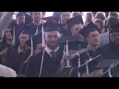 BSU Commencement 2019-PM | Bridgewater State University
