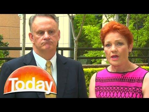 Mark Latham joins Pauline Hanson's One Nation | TODAY Show Australia