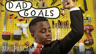 Kid President's Important Message to Dads #DadGoals