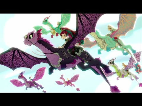 Juego de Dragones - Trailer Oficial [Español Latino] | Ever After High™