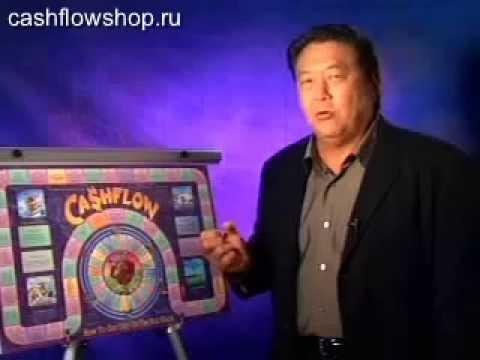 Обзор Настольной игры Денежный поток (Сashflow).