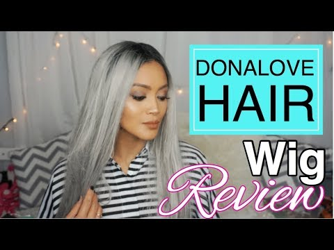 DONALOVE HAIR WIG REVIEW || MY EXPERIENCE