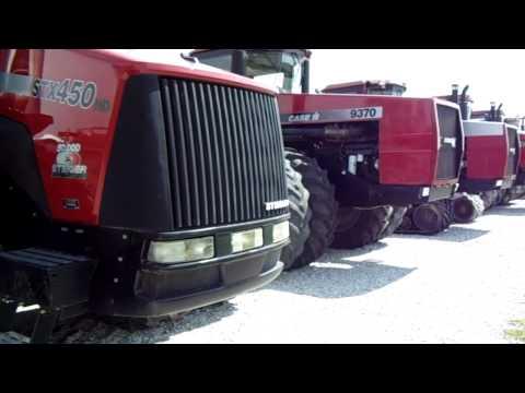Sievers Equipment - Tractors , Excavators, And Implements