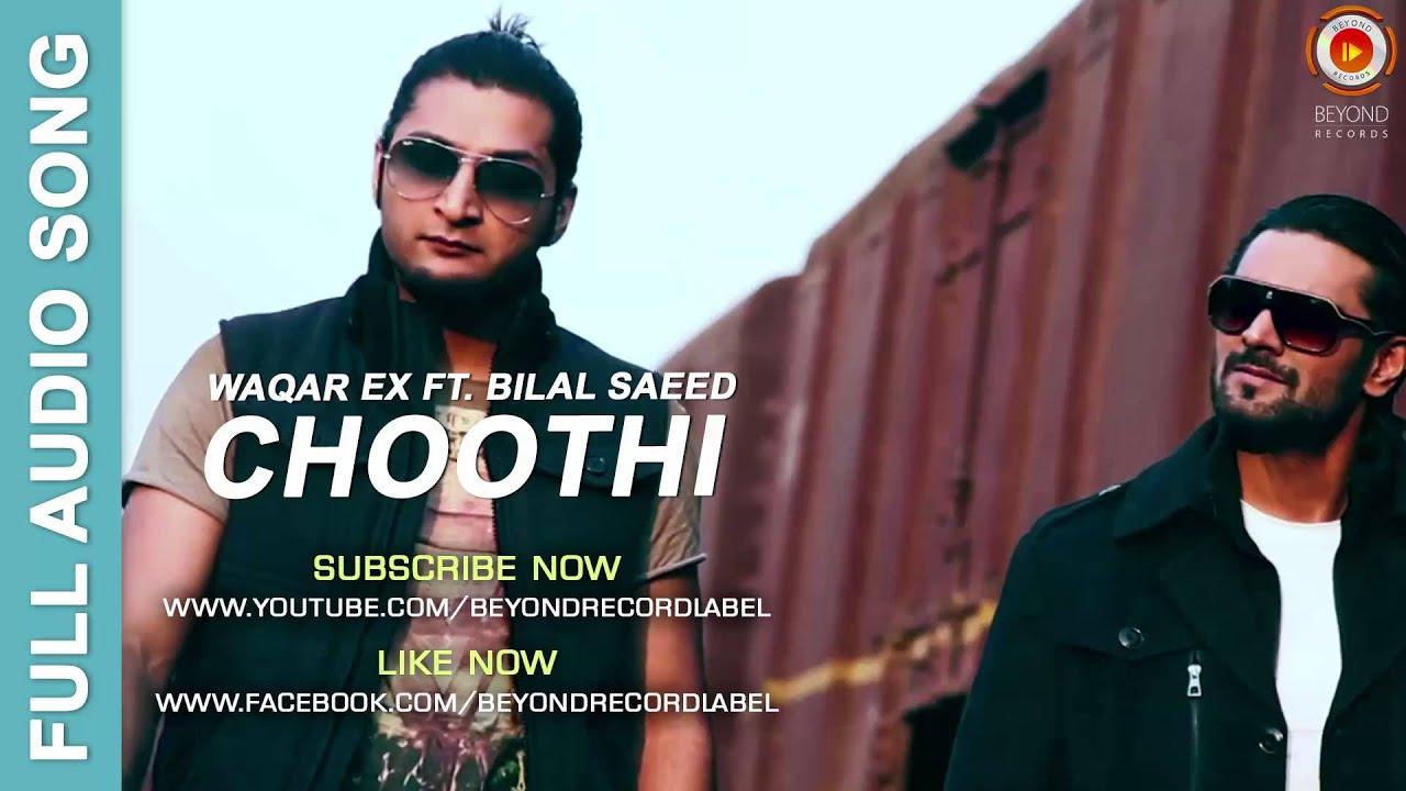 waqar ex jhoothi song