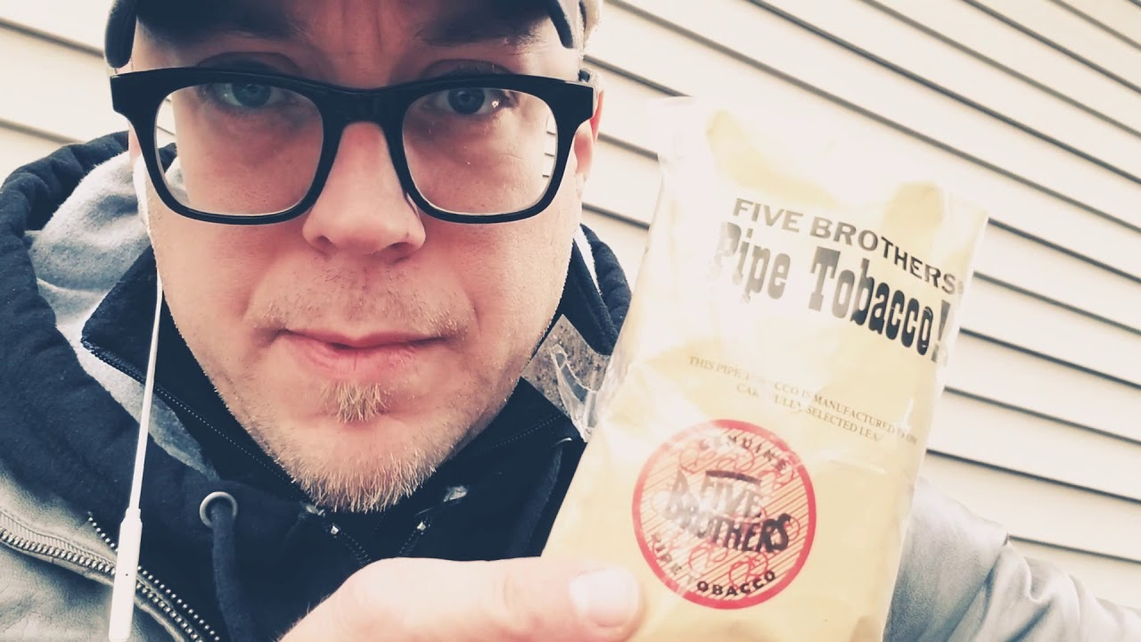 Cheap Pipe Tobacco Review Five Brothers