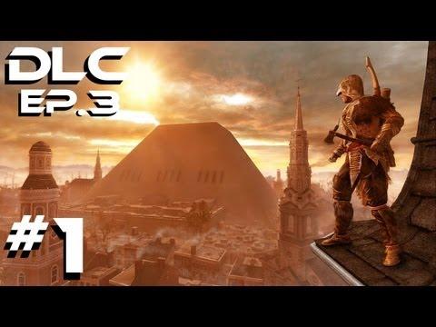 AC3 DLC - Die Tyrannei von König George Washington - Episode 3: Die Vergeltung Part 1 [HD]