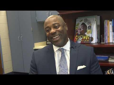 Meet the Principal: Mr. Davis, Chapin Intermediate