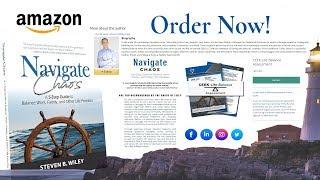 Navigate Chaos   Book Trailer 2018